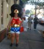 Fat Wonder Woman