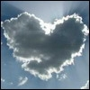 heart on the sky