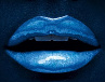 Lips of Blue